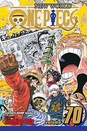 One Piece 70 (Paperback)Books