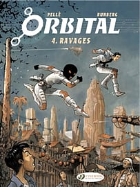 Orbital Vol.4: Ravages (Paperback)Books