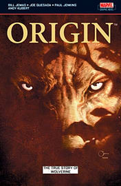 Origin: The True Story of Wolverine (Wolverine: origins) (Paperback)Books