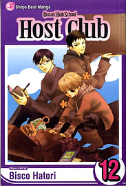 Ouran High School Host Club, Volume 12 (Paperback)Books