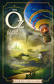 Oz the Great and Powerful (Disney Film Tie in) (Paperback)Books