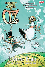 Oz: Dorothy & The Wizard in Oz (Marvel Classics) (Paperback)Books