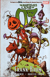 Oz: The Marvelous Land of Oz (Oz (Marvel)) (Paperback)Books