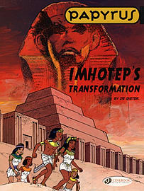 Papyrus Vol.2: Imhotep's Transformation (Paperback)Books