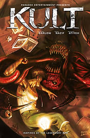 Paradox Entertainment Presents: Kult (Paperback)Books