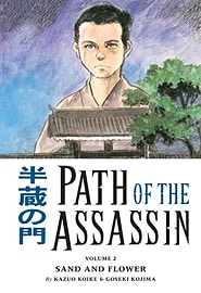 Path Of the Assassin Volume 2: Sand And Flower: Sand and Flower v. 2 (Paperback)Books