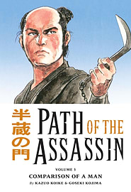 Path Of The Assassin Volume 3: Comparison Of A Man: Comparison of a Man v. 3 (Paperback)Books