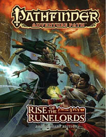 Pathfinder Adventure Path: Rise of the Runelords Anniversary Edition (Hardcover)Books