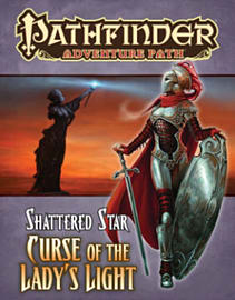 Pathfinder Adventure Path: Shattered Star Part 2 - Curse of the Lady's Light (Paperback)Books