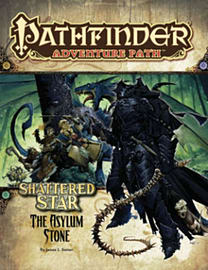 Pathfinder Adventure Path: Shattered Star Part 3 - The Asylum Stone (Paperback)Books