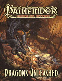 Pathfinder Campaign Setting: Dragons Unleashed (Paperback)Books