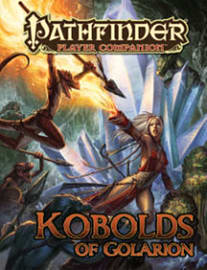 Pathfinder Player Companion: Kobolds of Golarion (Paperback)Books