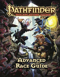 Pathfinder Roleplaying Game: Advanced Race Guide (Hardcover)Books
