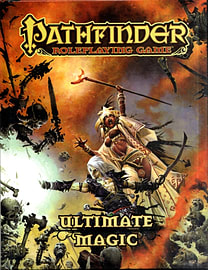 Pathfinder Roleplaying Game: Ultimate Magic (Hardcover)Books