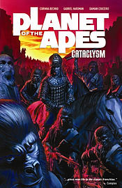 Planet of the Apes: Cataclysm Vol. 1 (Paperback)Books