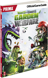 Plants Vs Zombies Garden Warfare: Prima Official Game Guide (Paperback)Books