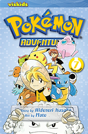 Pokemon Adventures 7 (Pokemon Adventures (Viz Media)) (Paperback)Books