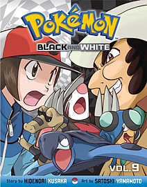 Pokemon Black and White 9 (Paperback)Books