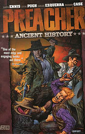 Preacher TP Vol 04 Ancient History New Edition (Paperback)Books