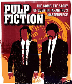 Pulp Fiction: The Complete Story of Quentin Tarantino's Masterpiece (Hardcover)Books