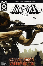 Punisher MAX Volume 10: Valley Forge, Valley Forge TPB: Valley Forge, Valley Forge v. 10 (Paperback)Books