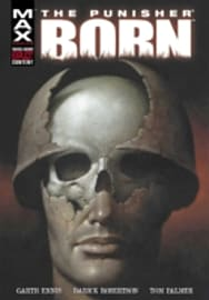 Punisher: Born TPB (Graphic Novel Pb) (Paperback)Books