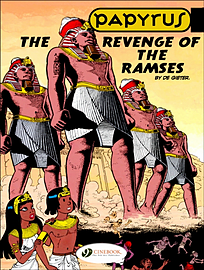 PAPYRUS: THE REVENGE OF RAMSES (Paperback)Books