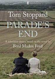 PARADES END TV TIE INBooks