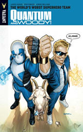 Quantum and Woody Volume 1: The World's Worst Superhero Team TP (Paperback)Books