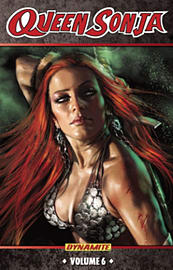 Queen Sonja Volume 6 TP (Paperback)Books