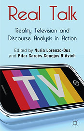 Real Talk: Reality Television and Discourse Analysis in Action (Paperback)Books