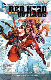 Red Hood and the Outlaws Volume 4 TP (The New 52) (Paperback)Books