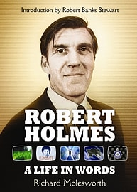 Robert Holmes: a Life in Words (Paperback)Books