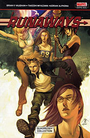 Runaways Quadrilogy Collectors' Slipcase (Paperback)Books