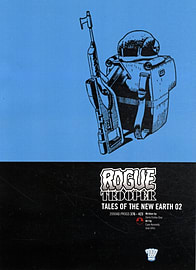 ROGUE TROOPER TALES OF NU EARTH VOL 2Books