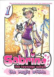 Sabrina the Teenage Witch: The Magic Within 1 (Sabrina Manga) (Paperback)Books