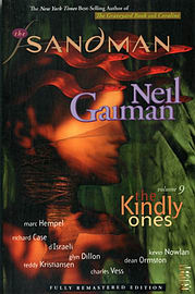 Sandman TP Vol 09 The Kindly Ones New Ed (Sandman New Editions) (Paperback)Books