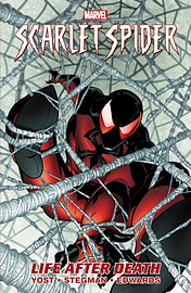 Scarlet Spider - Volume 1: Life After Death (Paperback)Books
