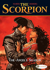 Scorpion, The Vol. 6: The Angel's Shadow (Scorpion (Cinebook)) (Paperback)Books