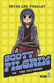 Scott Pilgrim vs the Universe: Volume 5 (Paperback)Books