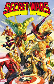 Secret Wars (Paperback)Books