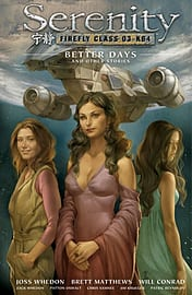Serenity Volume 2: Better Days and Other Stories (Serenity (Dark Horse)) (Hardcover)Books