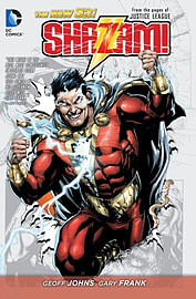 Shazam! Volume 1 (The New 52) (Shazam! (DC Comics)) (Paperback)Books