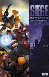 Siege: Mighty Avengers (Paperback)Books