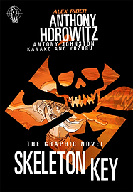 Skeleton Key Graphic Novel (Alex Rider) (Paperback)Books