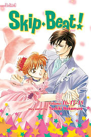 Skip Beat!: 3-in-1 Edition 6 (Paperback)Books