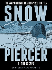 Snowpiercer Vol.1 - The Escape (Hardcover)Books