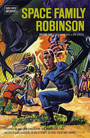 Space Family Robinson Archives Volume 2 (Dark Horse Archives) (Hardcover)Books