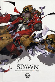 Spawn Origins Book 3 (Spawn Origins Collections) (Hardcover)Books