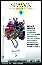 Spawn Origins Book 5 (Hardcover)Books